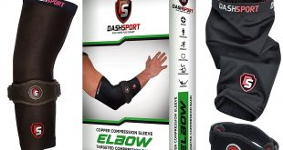 4. DashSport Tennis Elbow Brace