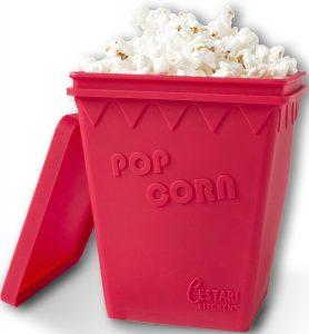 5. Cestari Kitchen Microwave Popcorn Popper