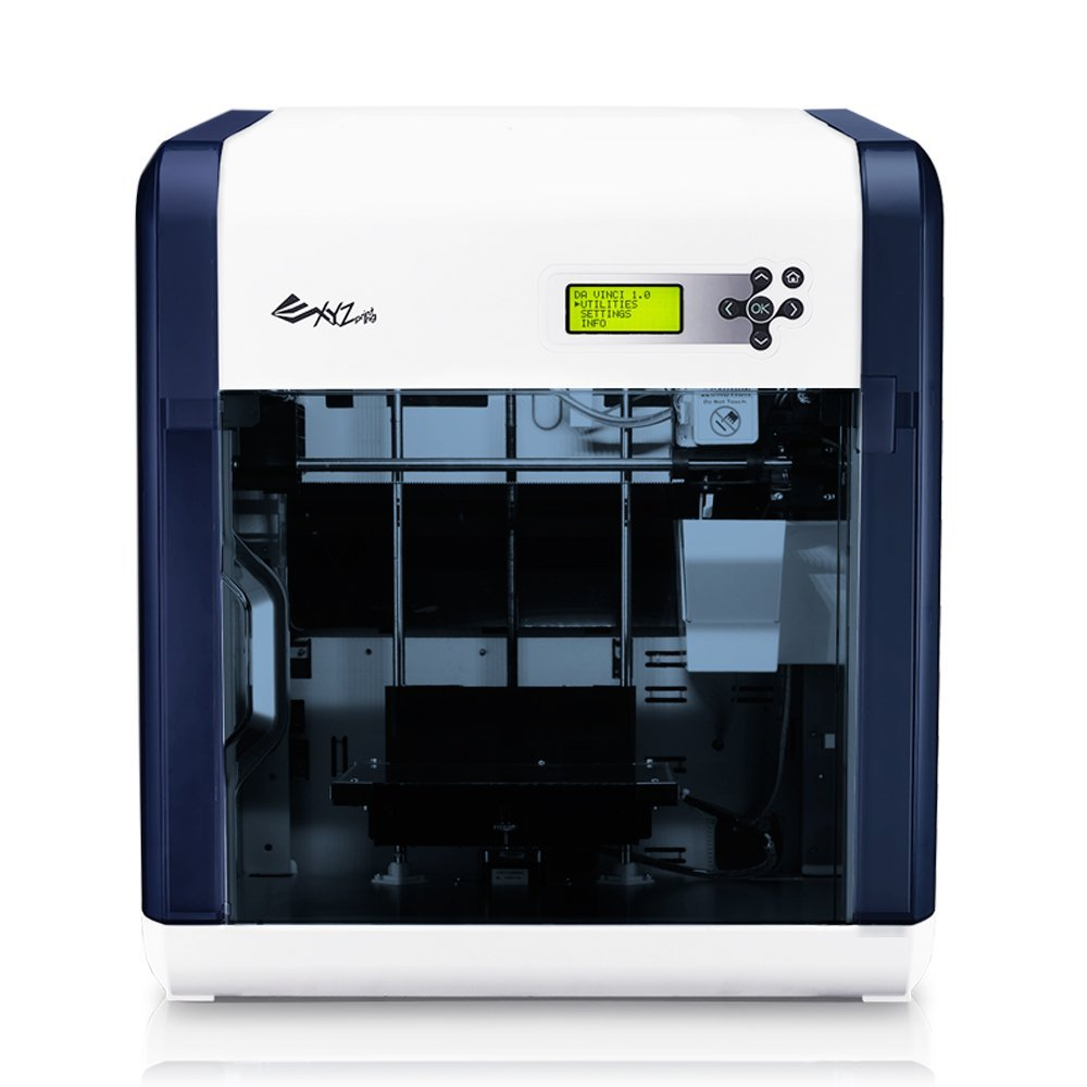 5. XYZprinting da Vinci 1.0 3D Printer