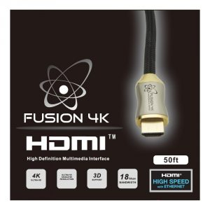 5.Fusion4K High-Speed HDMI Cable 2.0