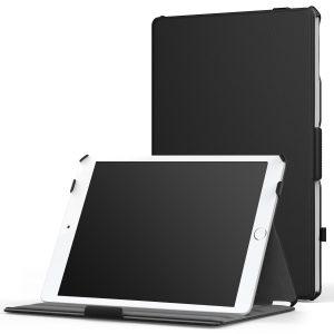 5. MoKo Case for iPad Air 2 - Slim-Fit Multi-angle Folio Cover Case