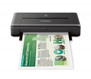 5. CANON PIXMA Ip110 Mobile Printer