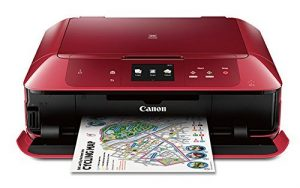6. Canon MG7720 Wireless All-In-One Photo Printer