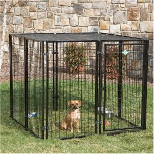 6. PetSafe Cottageview Boxed Kennel