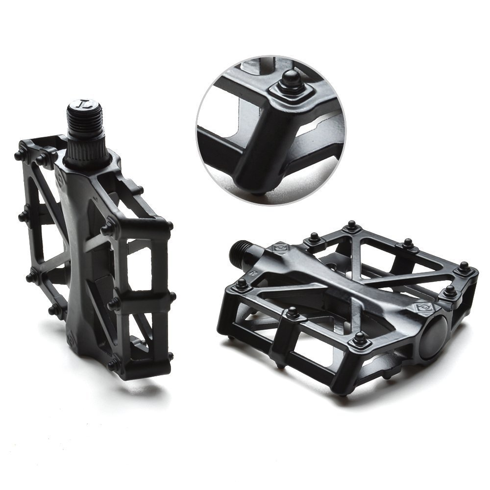 6.Agptek Bike Bicycle Pedals