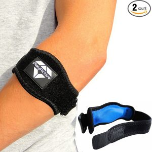 6. PlayActive Tennis Elbow Brace