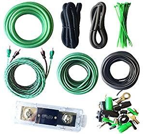 SoundBox Connected True 4 Gauge Amp Install Kit