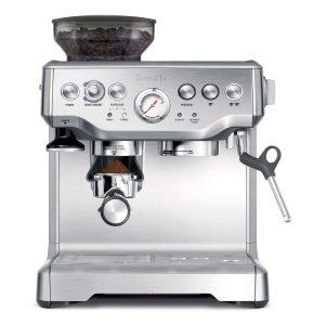 7. Breville BES870XL Barista Express Espresso