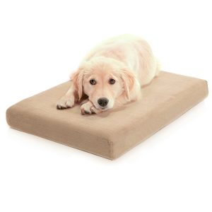 7. Milliard Premium Orthopedic Memory Foam Dog Bed