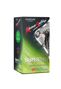 7. KamaSutra Superthin Women's Condom