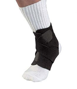 7. Mueller Adjustment Ankle Sports Support
