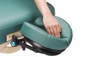 7. Earthline Flex-Rest Face Massage Table Cradle