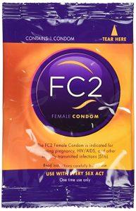 8. FC Reality Female Non-Latex Women's Condom