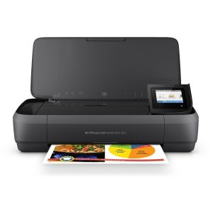 8. HP OfficeJet 250 Portable Printer