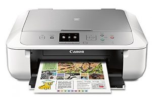 9. Canon MG5722 Wireless All-In-One Printer