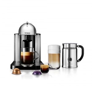 9. Nespresso A+GCA 1-US-CH-NE VertouLine Coffee and Espresso Maker
