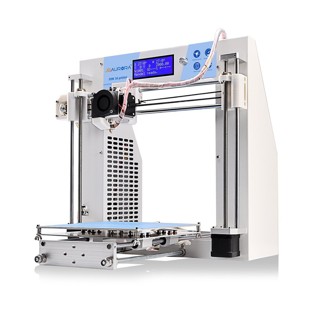 9. JGAURORA DIY 3d Printer Prusa i3 kit