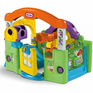 6. Little Tikes Activity Garden Baby Playset