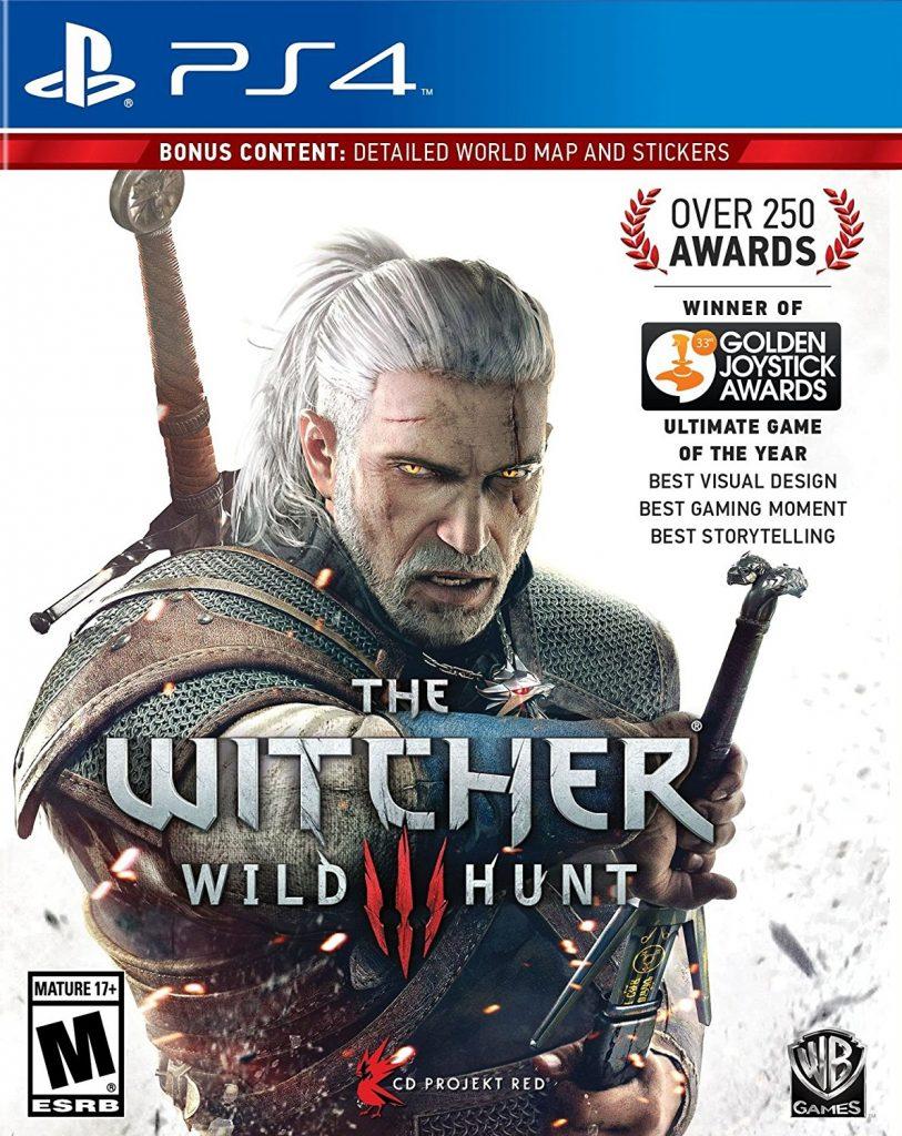 9. The Witcher 3: Wild Hunt