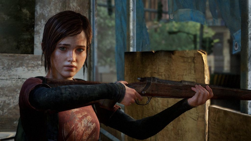 1. The last of Us Remastered