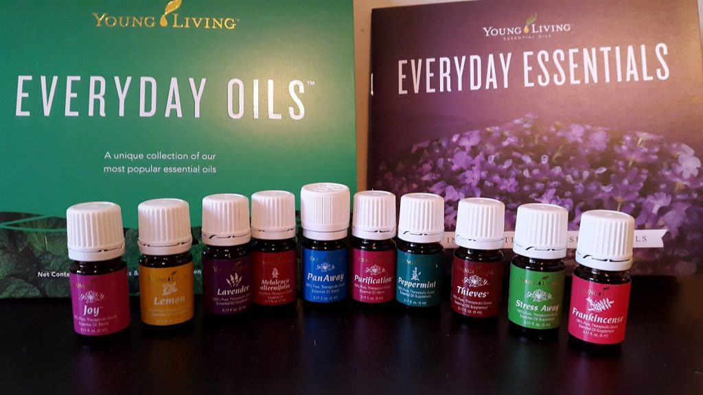 10. Young Living Everyday Essential Oils Collection with JOY Included