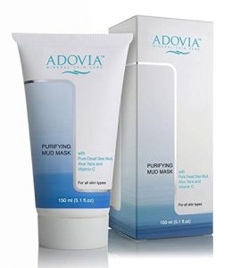 4. Adovia Facial Mask with Dead Sea Mud