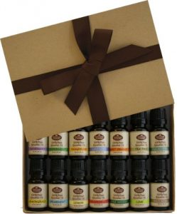5. Fabulous Frannie 14-Pack Aromatherapy Starter Gift Set