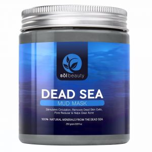 6. Sol Beauty Dead Sea Mud Mask