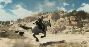 7. Metal Gear Solid V: The Phantom Pain