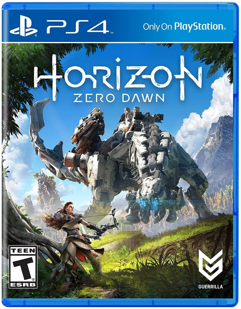 8. Horizon Zero Dawn