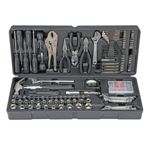 7. Pittsburgh 130 Piece Tool Kit