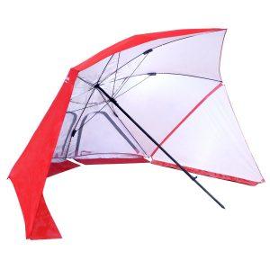 8. EasyGo BrellaTM Beach Umbrella