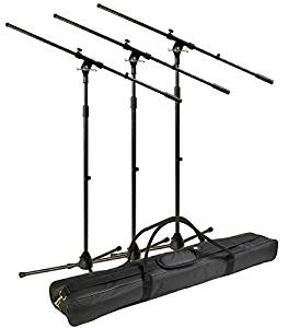 World Tour MSP30 Microphone Stand