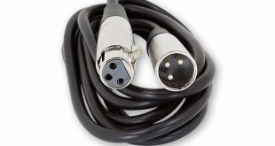 Your Cable Store XLR 3 Pin 6-Feet Microphone Cable