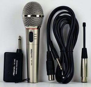 Hisonic HS308L Portable Wireless Handheld Microphone