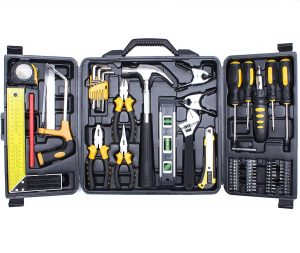 2. Cartman 69 Piece Tool Set