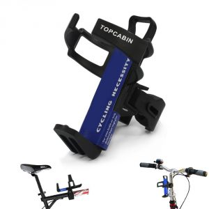 TOPCABIN Adjustable Bike Bicycle Water Bottle Holder