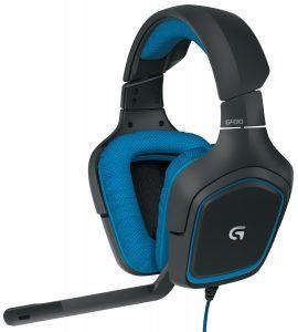 Logitech G430 DTS Headset