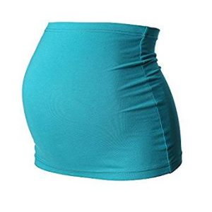 Maternity Belly Band -Cotton- Different colors -Pregnancy Bump Band - - Sizes 8 to 28 - Manufactured in the UK
