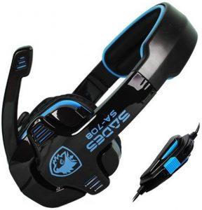 SADES SA-708 Gaming Headset