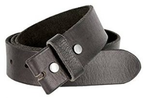 BS-40 Vintage Full Grain 100% Leather Belt
