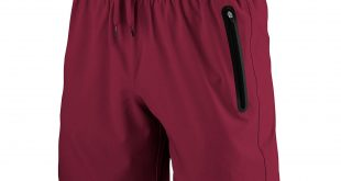 Men's TCA Elite Tech Lightweight Running or Gym Training Shorts With Zipping Pockets
