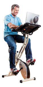 FitDesk 2.0 Desk Exercise Bike