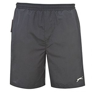 Slazenger Mens Woven Tennis Shorts Kits Elasticated Waist Exercise Fitness Workout Sports