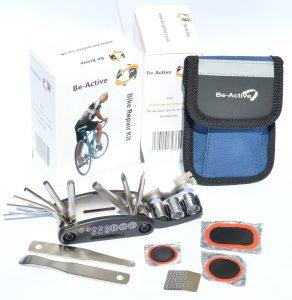 Be-Active Bike Repair Kit - Bicycle Tool Kit