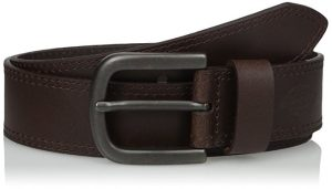 Dickies Men's Leather Belt