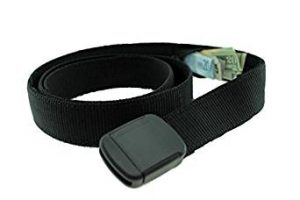 Hiker Money Belt Made in the USA by Thomas Bates