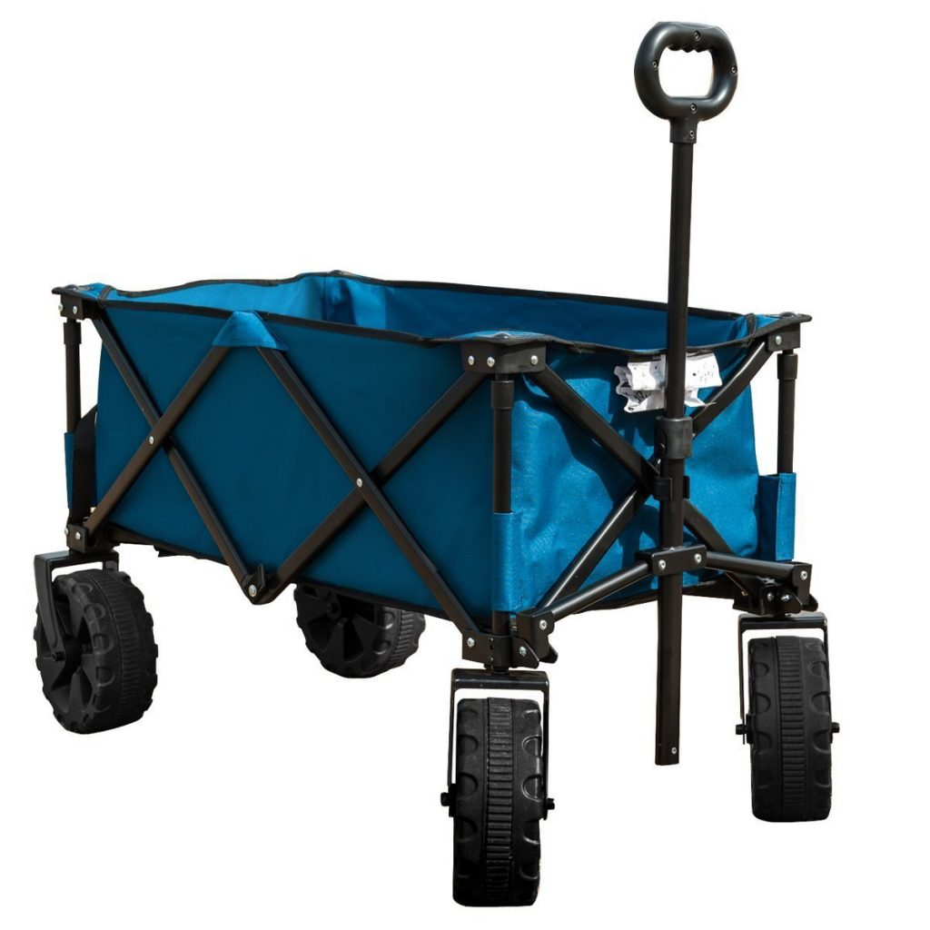 TimberRidge Folding Camping Wagon or Cart