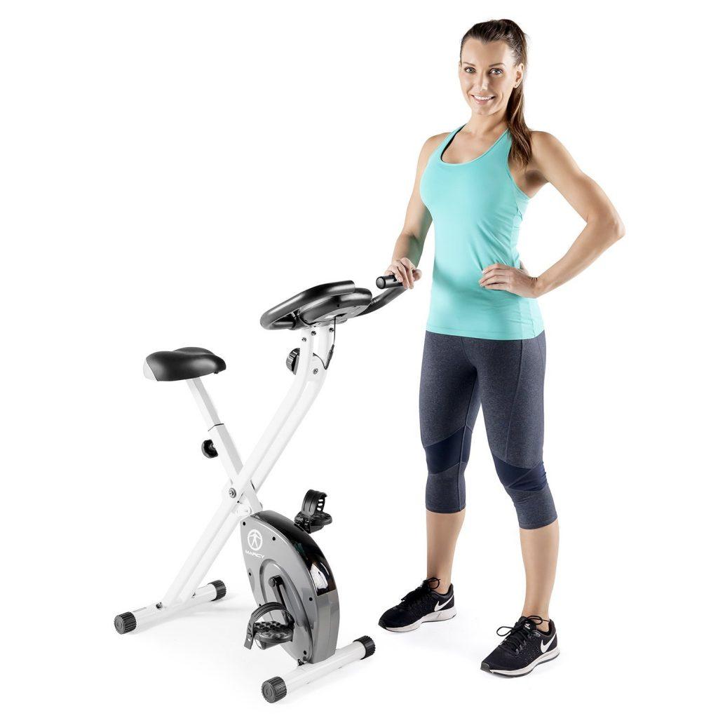Macy foldable exercise bike