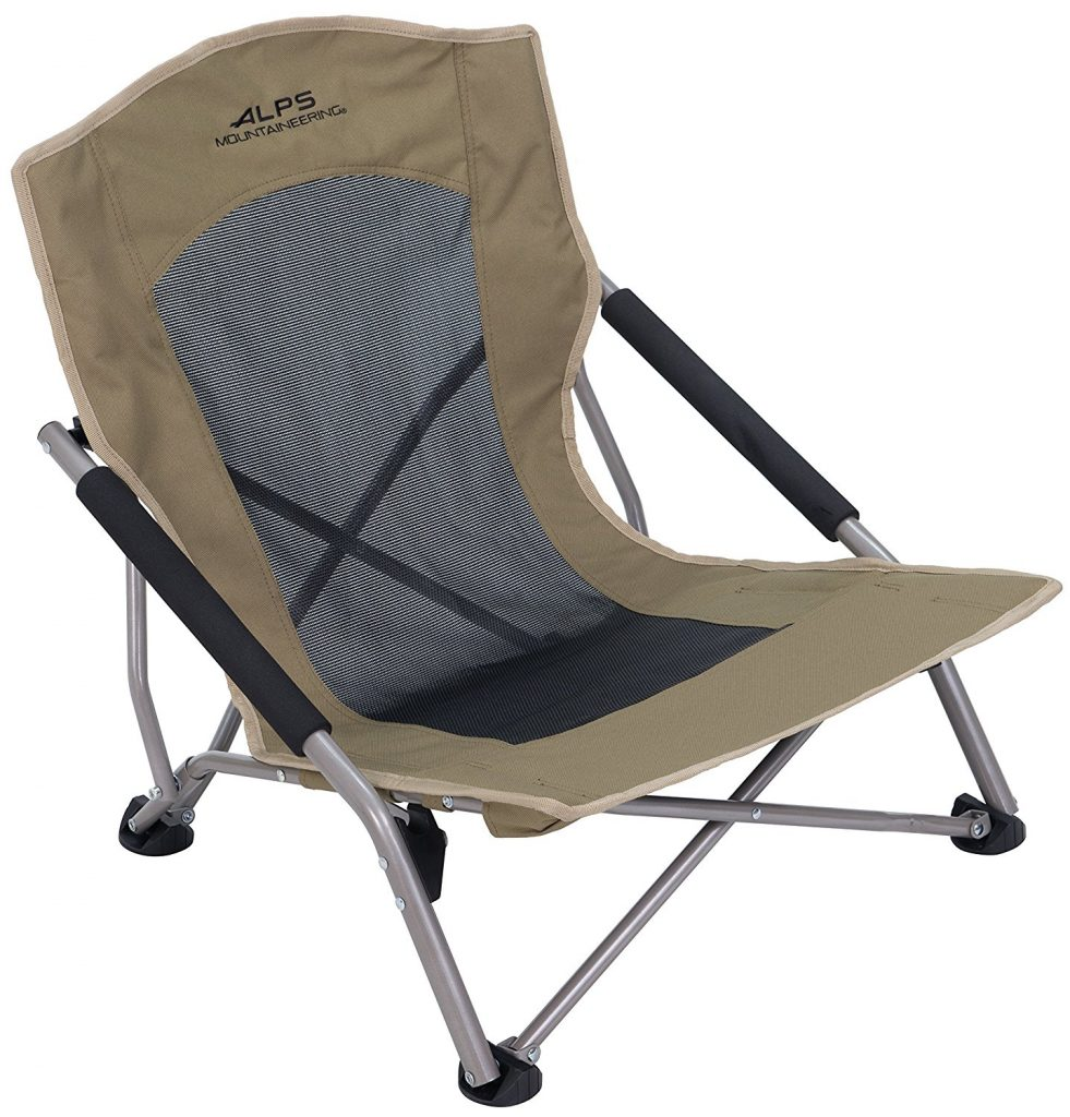 ALPS Mountaineering Rendezvous Folding Beach Chair